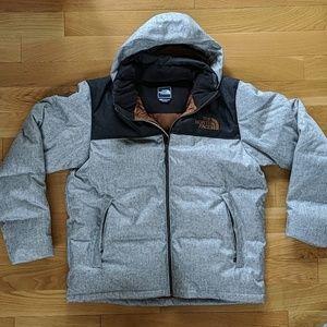 The North Face Novelty Nuptse Mens XL Down Jacket
